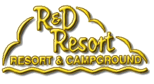 R and D Resort logo